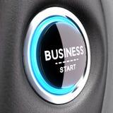 Nouveau concept d'affaires - esprit d'entreprise Images stock