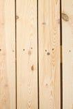 Nouveau fond en bois de barrière Images stock