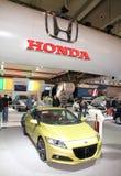Nouveau Honda modèlent Photo libre de droits