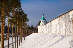 Nouveau Jérusalem monastère de Voskresensky Photo libre de droits