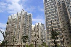 Nouveau logement indemnificatory puissant pour les personnes à faibles revenus Photos libres de droits