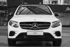 Nouveau modèle de croisement SUV de deuxième génération de CGL de Mercedes-Benz Photo stock
