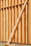 Nouveau mur Photographie stock libre de droits