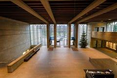Nouveau musée de Pinakothek Images stock