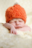 Nouveau-né Photos libres de droits