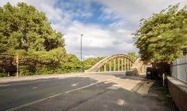 Nouveau pont C Bristol England de Brislington Photographie stock libre de droits