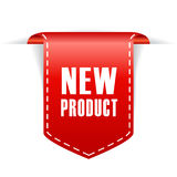 Nouveau produit illustration de vecteur