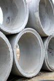 Nouveau réservoir en béton pour la construction Images libres de droits