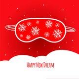 Nouveau rêve heureux Photo libre de droits