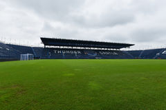 Nouveau stade Je-mobile dans Buriram, Thaïlande Photo stock