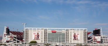 Nouveau stade San Jose de Levi's Images stock