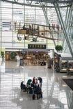 Nouveau terminal de l'aéroport de Bratislava, Slovaquie Photo libre de droits