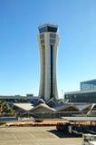 Nouveau tour de contrôle, Malaga, Espagne Image libre de droits