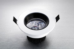 Nouveau type d'ampoule de LED, lampe menée, ampoule, éclairage mené Photographie stock libre de droits