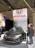Nouveau véhicule de Honda Images libres de droits