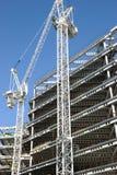 Nouveautés de construction Photos stock