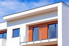 Nouveaux appartements à vendre Photo stock
