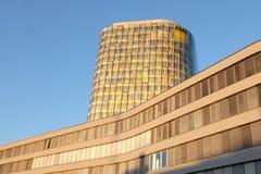 Nouveaux sièges sociaux d'ADAC à Munich photos libres de droits