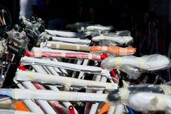 Nouveaux vélos Photos libres de droits