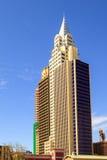 Nouveaux York-nouveaux casino et hôtel de York à Vegas Photographie stock