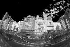 Nouveaux York-nouveaux casino et hôtel de York à Vegas Photos libres de droits