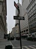 Nouveaux yorks Photographie stock
