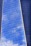 Nouvel abrégé sur New York City gratte-ciel de World Trade Center Images stock