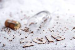 Nouvel 2015 ans Photos libres de droits