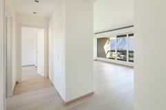 Nouvel appartement photo stock