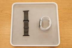 Nouvel Apple observent la série 2 Photographie stock libre de droits