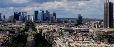 Nouvel Arc de Triomphe Image stock