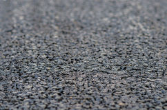 Nouvel asphalte, couche de surface Image libre de droits