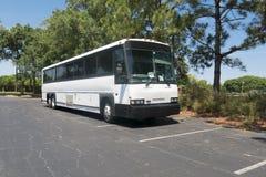 Nouvel autobus Photographie stock libre de droits