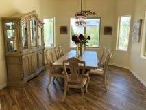 Nouvel intérieur à la maison de Home modèle photos stock