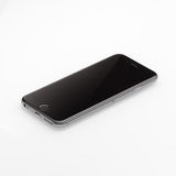 Nouvel iPhone 6 Front Side d'Apple Images stock