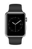 Nouvel iWatch d'Apple Images libres de droits