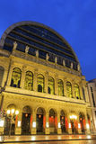 Nouvel Opera House in Lyon in France. In the morning Stock Photos