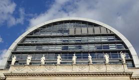 Nouvel Opera House in Lyon, France Royalty Free Stock Image