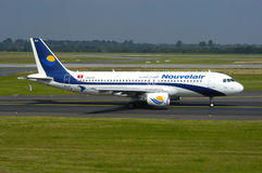 Nouvelair Tunisie Airbus A320 Fotos de Stock