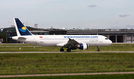 Nouvelair Tunisie   Airbus A320 Royalty Free Stock Image