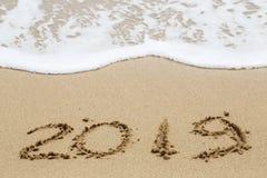 Nouvelle année 2019 Images stock