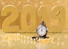 Nouvelle année 2019 Photos stock