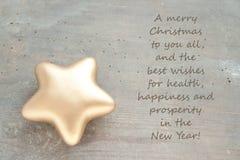 Nouvelle année Photo libre de droits