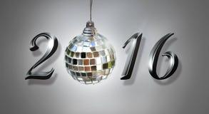2016, nouvelle année Image stock