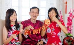 Nouvelle année chinoise photos libres de droits