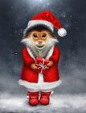 Nouvelle année du singe illustration libre de droits