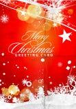 Nouvelle année et pour la conception de Noël Photo stock