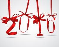 Nouvelle année 2016 Images stock