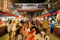 Nouvelle année chinoise en Thaïlande Images stock