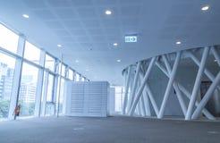 Nouvelle bibliothèque de Kaohsiung Image stock
